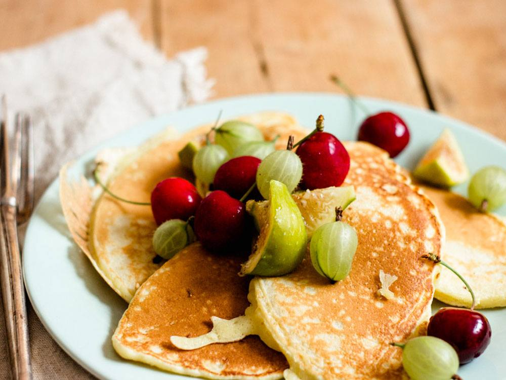 American Pancakes vegan